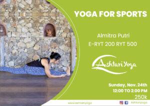 Ashtari Yoga Kuta Lombok Indonesia Surf Daily yoga classes Ashtanga Meditation vinyasa retreat Surfers